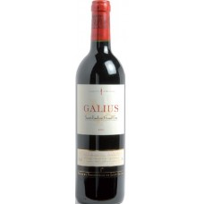 "Saint-Emilion Grand Cru ""Galius"" (2010)"