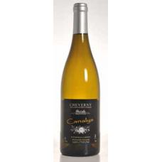 """Cheverny wit vieilles Vignes """"en barrique""""  Cuvée Canalys"""