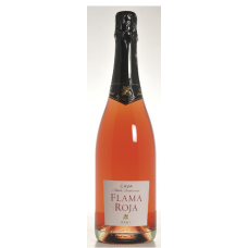 Flama Roja brus - rosé - Méthode Traditionelle